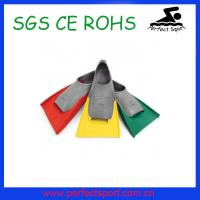 Buy cheap hot sell swimming fins from wholesalers