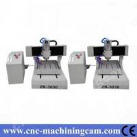 Buy cheap mini metal cutting router bits ZK-3030(300*300*120mm) from wholesalers