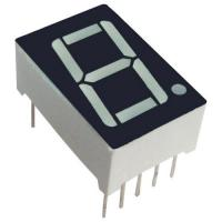 Best Common Anode 7 Segment Display / 25.4mm Seven Segment Display PCB Mounting wholesale
