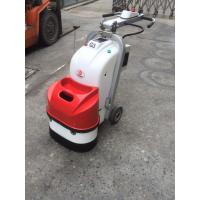 China Dual Head Grinding Plate Electric Floor Grinder With Gear And Belt Driven on sale