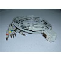Best Siemens / Hellige Cardiostat 1 EKG Cable With Leadwires / Banana 4.0mm wholesale