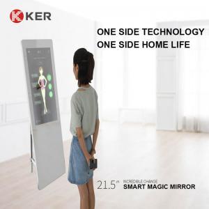 Best Touch Screen Bathroom 21.5 Inch Wifi Magic Smart Mirror wholesale