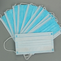 Best Adult Pack 50pcs Dust Filter Disposable Anti Pollution Earloop Face Mask wholesale