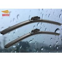 Buy cheap Q3 Rain Audi Wiper Blades , 21 - 24 Inch Boneless Front Wiper Blade High Performance from wholesalers
