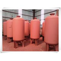 Best ASME Standard Diaphragm Water Pressure Tank Vessel For Water Pump System wholesale