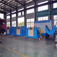 Best High Strength Industrial Steel Cable Spool / High Speed Wire Taking Up Machine 1.8-4.5mm wholesale