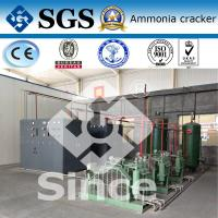 Best Hydrogen Generation Plant Ammonia Cracker Process 3P 50/60HZ wholesale