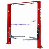 Best QJ-Y-2-45D Hydraulic 2 Post Car Lift With Double Sides Manual Release wholesale