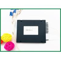 China Fiber Optical CWDM Mux Demux multiplexer 8 to 1+1 with Express port SC FC LC connector on sale