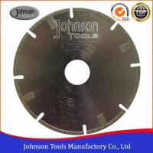 Best Diamond Cut Saw Blades 105-300mm , Electroplated Diamond Discs EP Disc 05 wholesale