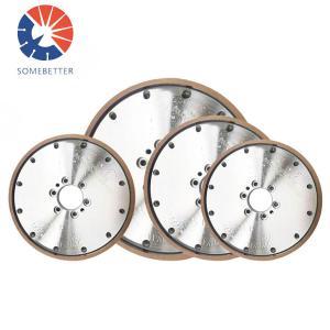 Best high quality 1A1 diamond wheel resin bond to polish carbide tools wholesale