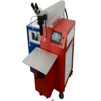 Best 200W 300W Laser Spot Welding Machine Automatic With Microscope Observation System wholesale