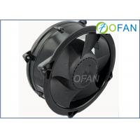 Best 200mm Metal Square 0-10V/PWM Control 48v Dc Industrial Axial Fan For Machine Cooling wholesale
