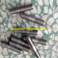EN 1.4541 full thread or double end stud bolts for sale
