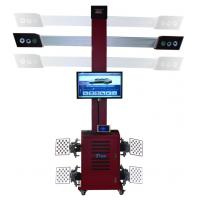 Best Automatic Tracking 3excel Wheel Aligner , 3D Car 4 Wheel Alignment With Global Vehicle Database wholesale