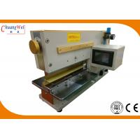 Best Pre Scoring PCB Separator V - Groove PCB Depaneling Machine For SMT Assembly wholesale