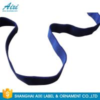 Best Decorative Coloured Fold Over Elastic Webbing Straps For Underwear wholesale