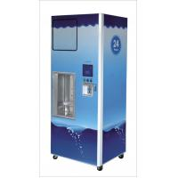 Best Credit Card Pure Water Vending Machines With Lcd Advertising Display 24v RO Bump wholesale