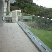 Buy cheap Aluminium Glass Channel Aluminum Profile Aluminum Extrusion Profile for Glass Railing from wholesalers