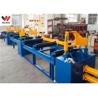 Cheap Auto Combination Machine H Beam Welding Line With Assembly / Welding And for sale