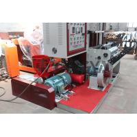 Best LDPE Extruder PP Film Blowing Machine 40gk/H With Two Colors Printing wholesale