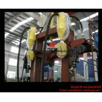 Best T / I / H Beam Welding Line With Automatic Flux Recycling System Assembly and Straightening wholesale
