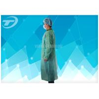 China Surgical Disposable Isolation Gowns with CE ISO Protective Clothing on sale