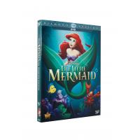 Best Free DHL Shipping@New Release HOT Cartoon DVD Movies The Little Mermaid Diamond Edition Wholesale,New factory sealed! wholesale