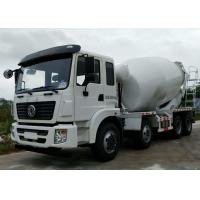 Best 8 X 4 Dongfeng Ready Mix Concrete Mixer Trucks Anti Resistant High Capacity wholesale