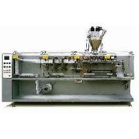 Cheap Package Machine/ Double Head Filler Duplex Pouch FFS Horizontal Package Machine for sale