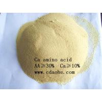 Best organic foliar fertilizer calcium Amino Acid Chelate (100% water soluble powder) wholesale
