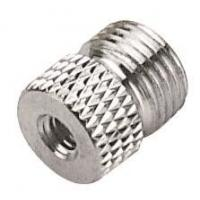 Best Chrome Plated Airbrush Spare Parts , Airbrush Connectors And Fittings A8-1 wholesale