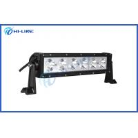 Buy cheap High Efficiency Truck LED Light Bar 60 Watt Car Driving Lights for Excavator / from wholesalers