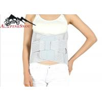 Best High Elastic Fish Ribbon Medical Lumbar Support Belt For Compression Fracture wholesale