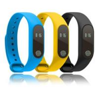 Best Bracelet with OLED LCD display, embedded Battery, Bluetooth low energy, Calories measurement and pedometer etc. wholesale