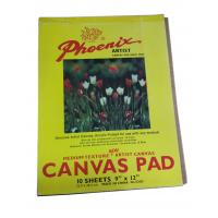 Best 10 Sheets Drawing Sketch Pad Artist Canvas , Acrylic Primed Any Medium Canvas Pad For Drawing wholesale