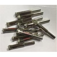 Buy cheap 3-13 Mm Diamond Core Drill Bits , Electroplated Drill Bits For Glass Fast from wholesalers