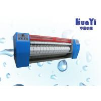 Best Flat Iron Automatic Cloth Steam Ironing Machine With Double Roller wholesale