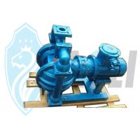 Motor Driven Explosion Proof Electric Diaphragm Pump Metal For Industrial Field