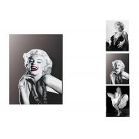 Best Charming Star Marilyn Monroe poster Lenticular Flip With 3 Changing Images For Art Decoration wholesale
