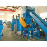 Best PET bottle washing,crushing,recycling machinery/production line/plant wholesale