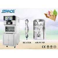 Best 304 Stainless Steel Soft Serve Freezer , Commercial Ice Cream Equipment wholesale
