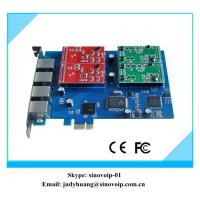 Best Excellent quality!TDM400E 4 ports asterisk card for telephoned as digium wholesale