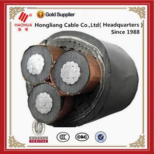 Best 33kV Copper/Aluminum conductor XLPE insulation 70mm2 power cable wholesale