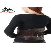 Best Leather Waist Support Belt For Super Fixed Waist And Alleviate Waist Pain wholesale