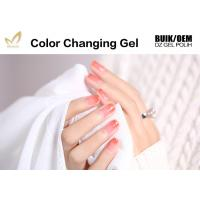 Best Perfect Match Mood Changing Gel Nail Polish For Salon No Yellowish wholesale