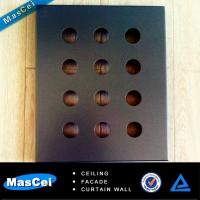 Best Aluminum Perforated Panels and Interlocking Ceiling Tiles wholesale