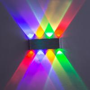 Best AC86-265V,50-60Hz interior IP20 modern up down light LED wall light for hotel decoration wholesale