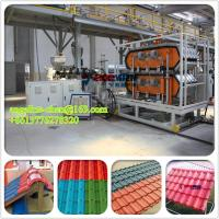 Best High profit,small investment aftersales and training provided roofing tile production line wholesale