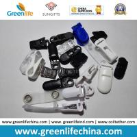 Cheap Durable Top Quality China Manufacturer Office/School Used Plastic Badge Clips w for sale